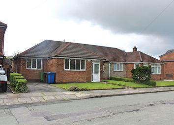 Thumbnail 4 bed bungalow for sale in Moor Way, Hawkshaw, Bury
