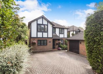 4 bed detached house for sale in Ambleside Road, Lightwater GU18