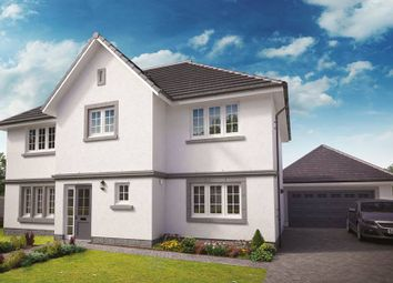 "Thumbnail 4 bed detached house for sale in ""The Elliot"" at Milltimber"