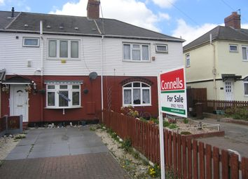 Thumbnail 3 bedroom terraced house for sale in First Avenue, Low Hill, Wolverhampton