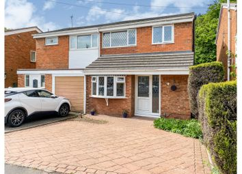 Thumbnail 3 bed semi-detached house for sale in Goodison Gardens, Birmingham