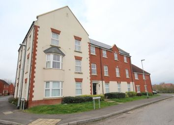 Thumbnail 2 bed flat for sale in Campion Way, Bridgwater