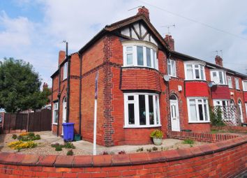 3 bed end terrace house for sale in Strathmore Road, Town Moor, Doncaster DN2