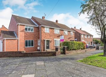 Thumbnail 5 bed semi-detached house for sale in Austin Road, Castleford