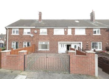 Thumbnail 3 bed town house for sale in Wood Croft, Kimberworth Park, Rotherham, South Yorkshire