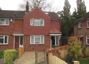 Thumbnail 2 bedroom end terrace house for sale in Littlegreen Avenue, Havant, Hampshire