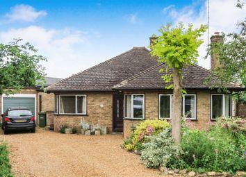 Thumbnail 2 bed detached bungalow for sale in Latham Avenue, Orton Longueville, Peterborough