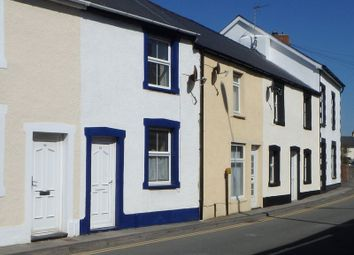 Thumbnail 2 bed terraced house to rent in Maengwyn Street, Tywyn