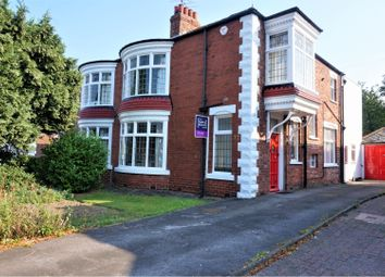 4 bed semi-detached house for sale in Cambridge Road, Linthorpe, Middlesbrough TS5