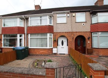 Thumbnail 3 bed terraced house for sale in Berkett Road, Holbrooks, Coventry