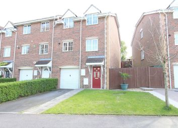 Thumbnail 4 bed terraced house to rent in Red Oaks Drive, Park Gate, Southampton