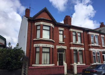 Thumbnail 5 bed end terrace house for sale in Brougham Road, Wallasey