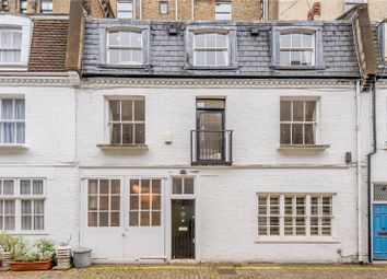 Thumbnail 4 bedroom terraced house for sale in Colbeck Mews, London