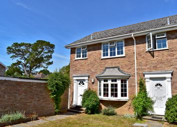 Thumbnail 3 bed end terrace house for sale in Grafton Gardens, Pennington, Lymington