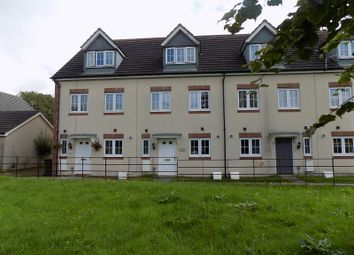 Thumbnail 3 bed terraced house for sale in Lawnt Y Marlat, Margam Village, Port Talbot, Neath Port Talbot.