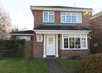 Thumbnail 3 bedroom detached house for sale in Stubbs Wood, Lowestoft