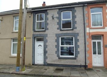 Thumbnail 3 bed terraced house for sale in Cross Street, Abercynon, Mountain Ash
