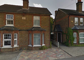 Thumbnail 4 bed end terrace house to rent in Hook Road, Epsom
