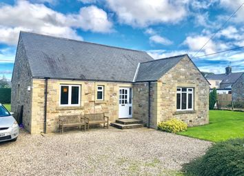 Thumbnail 3 bedroom detached bungalow to rent in Ditchburn Road, South Charlton, Alnwick