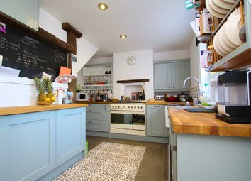 Thumbnail 4 bed semi-detached house for sale in West Street, Sompting, West Sussex