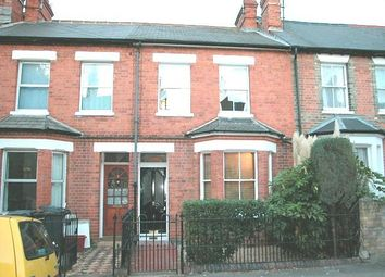 Thumbnail 2 bed terraced house to rent in Donnington Road, Reading