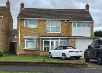 Thumbnail 3 bedroom detached house to rent in Martin Road, Walsall