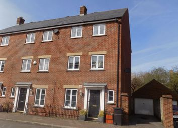 Thumbnail 3 bed terraced house for sale in Dunvant Road, Swindon