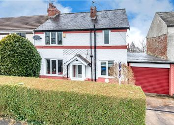 The Grove, Totley, Sheffield S17. 3 bed semi-detached house for sale
