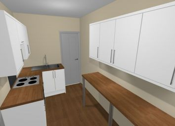 Thumbnail 3 bedroom shared accommodation to rent in Berkeley Precinct, Ecclesall Road, Sheffield