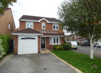 Thumbnail 3 bed detached house for sale in Groombridge Crescent, Littleover, Derby, Derbyshire