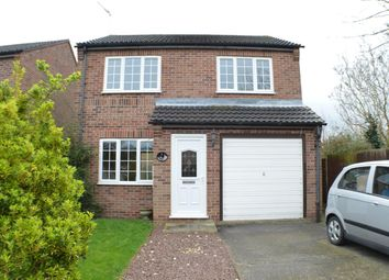 Thumbnail 3 bed detached house to rent in Pine Close, Sleaford