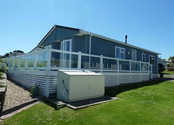 Thumbnail 2 bed property for sale in Ocean Cove Holiday Park Bossiney, Tintagel