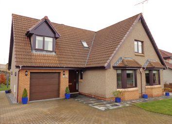 Thumbnail 4 bed detached house for sale in 25 Brucelands, Elgin