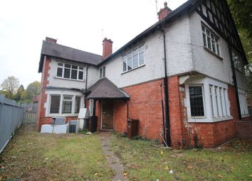Thumbnail Barn conversion for sale in Park Crescent, Wolverhampton
