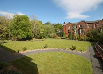 Thumbnail 2 bedroom flat for sale in Merryfield Grange, Heaton, Bolton, Lancashire.