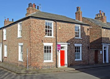 Thumbnail 3 bed terraced house for sale in Fairfax Street, York