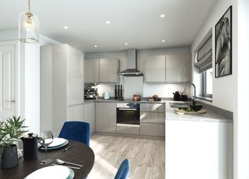 Thumbnail 1 bedroom flat for sale in Silbury Road, Bristol