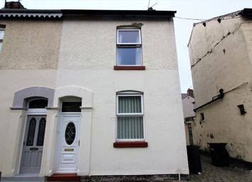Thumbnail 2 bed end terrace house for sale in Seymour Street, Fleetwood