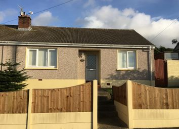 Thumbnail 2 bed semi-detached bungalow for sale in Heol Preseli, Fishguard