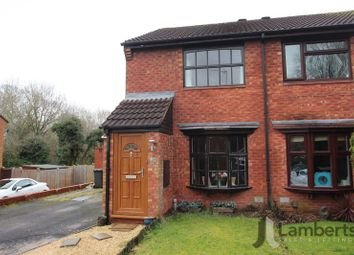 Thumbnail 2 bed terraced house for sale in Avonbank Close, Walkwood, Redditch