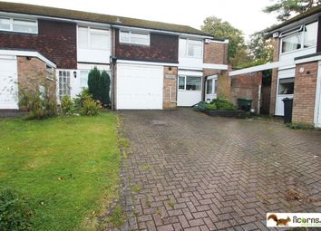 Thumbnail 4 bed end terrace house for sale in Downham Wood, Walsall