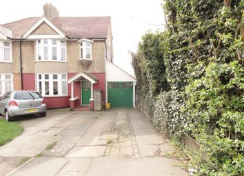 Thumbnail 4 bed semi-detached house for sale in Kiln Road, Hadleigh, Benfleet