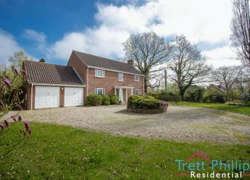 Thumbnail 5 bed detached house for sale in Market Street, Tunstead, Norwich