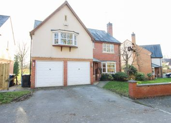Thumbnail 5 bed detached house for sale in Woodmere Drive, Old Whittington, Chesterfield