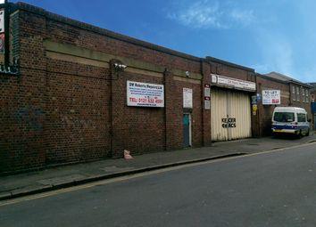 Industrial to let in Milk Street, Digbeth, Birmingham B5
