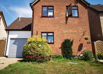 Thumbnail 4 bed detached house for sale in Ha'penny Field, Holbrook, Ipswich