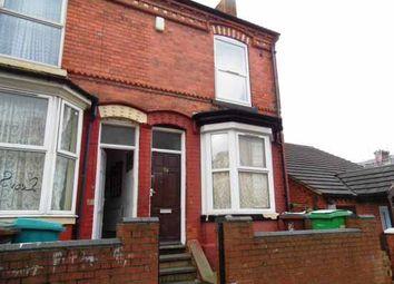 Thumbnail 3 bedroom terraced house for sale in Birkin Avenue, Nottingham, Nottinghamshire