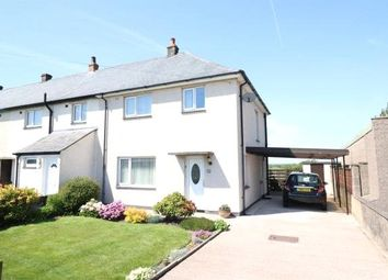 Thumbnail 3 bed end terrace house for sale in Solway Drive, Anthorn, Wigton