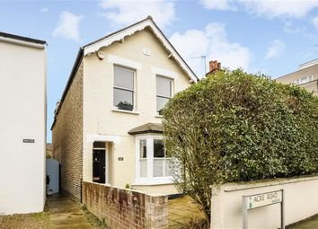 Thumbnail 3 bed detached house for sale in Acre Road, Kingston Upon Thames