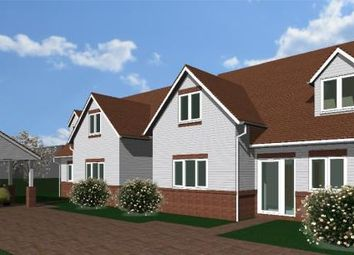 Thumbnail 4 bed detached house for sale in St Johns Road, Locks Heath